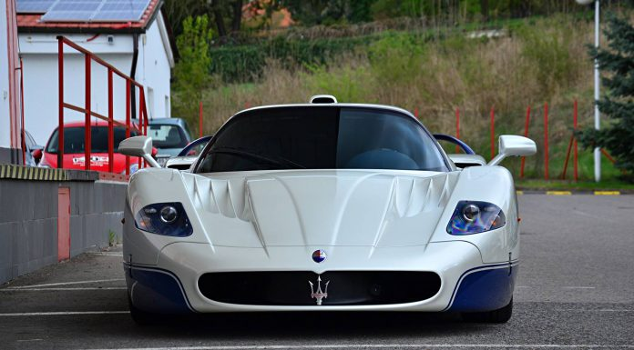 Maserati MC12 from Czech Republic