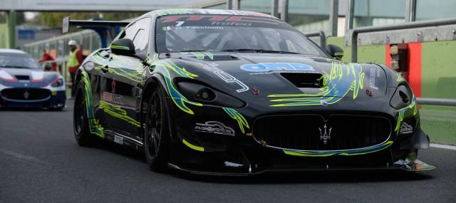 2014 Maserati Trofeo MC World Series Vallelunga Shakedown