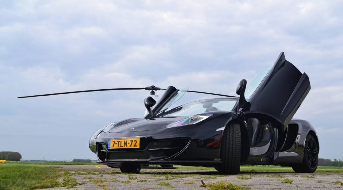 Louwman Exclusive McLaren Outing at  Lelystad Airport,  Netherlands