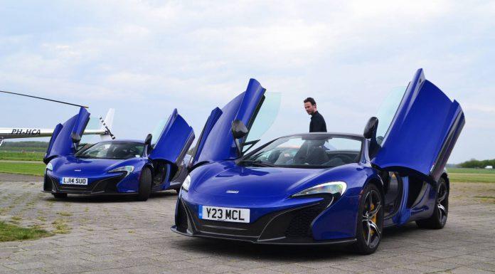 McLaren Opens 19th Retailer in Europe- Glasgow, Scotland