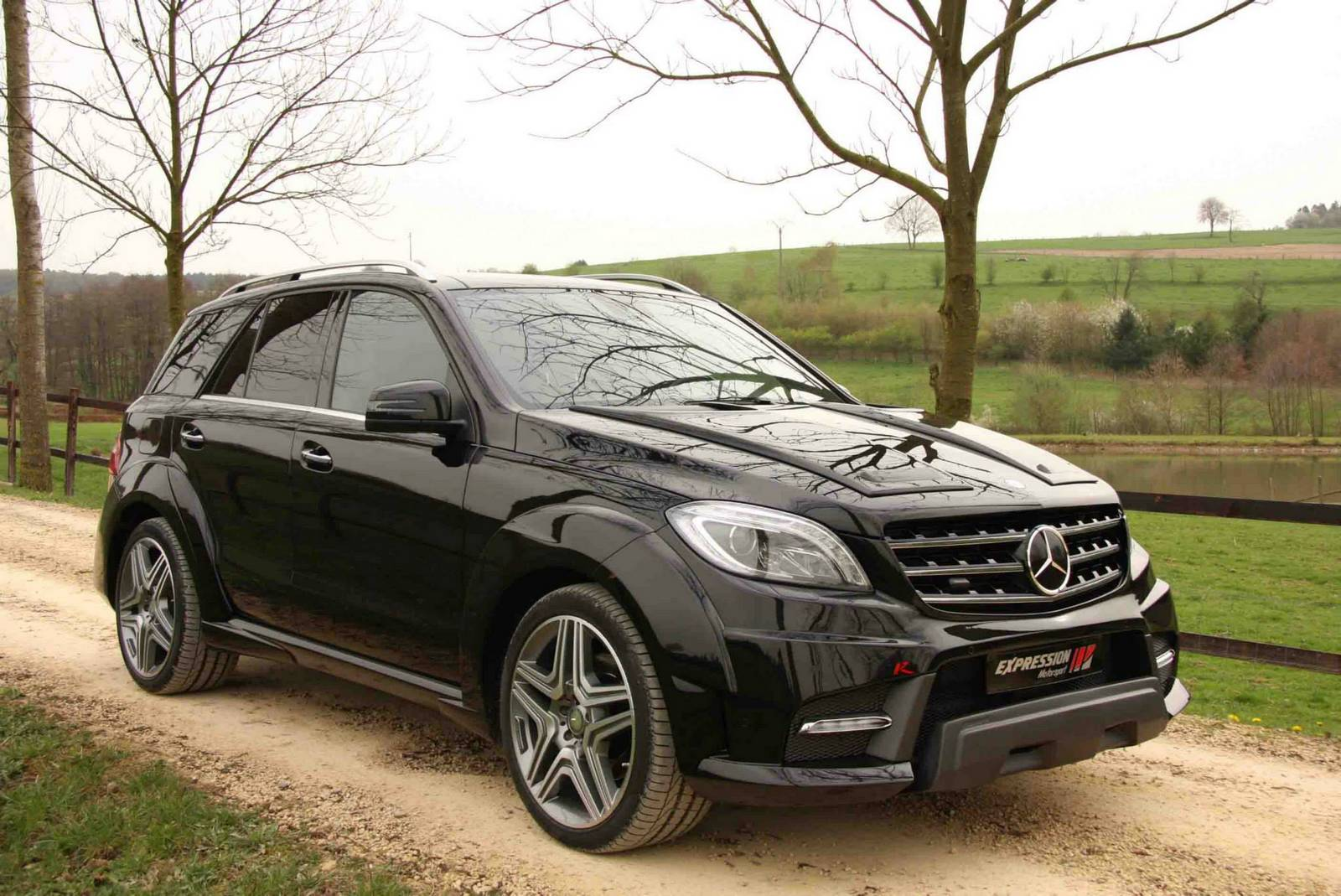 Official: Me... Mercedes Ml63 Amg 2015