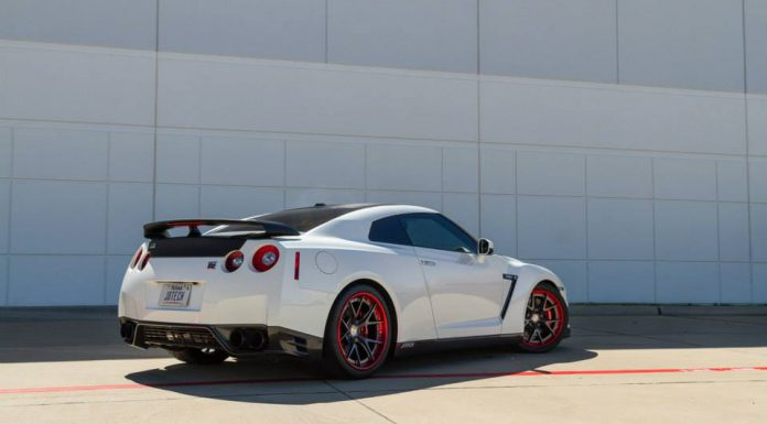 Jotech Motorsports Nissan GT-R Stage 6S with 1069hp