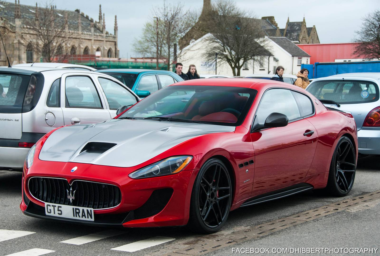 red novitec trident maserati granturismo mc stradale. Black Bedroom Furniture Sets. Home Design Ideas