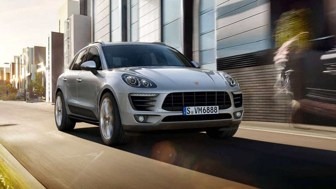 Four-Cylinder Porsche Macan Unveiled for Asia