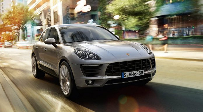 Four-Cylinder Porsche Macan Now Available for Special Order in the U.K.