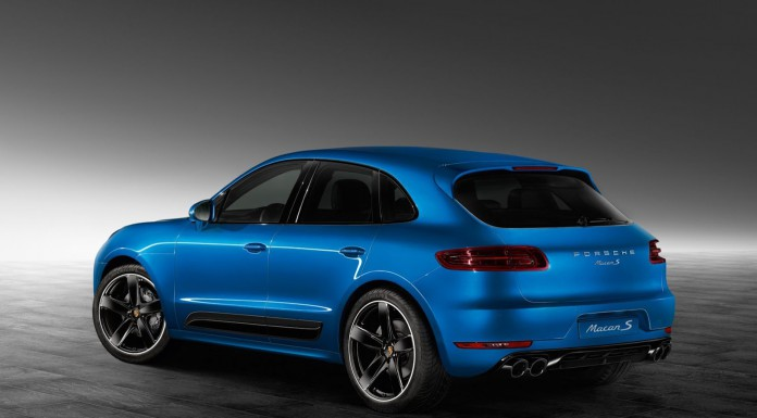 Official: Porsche Macan by Porsche Exclusive