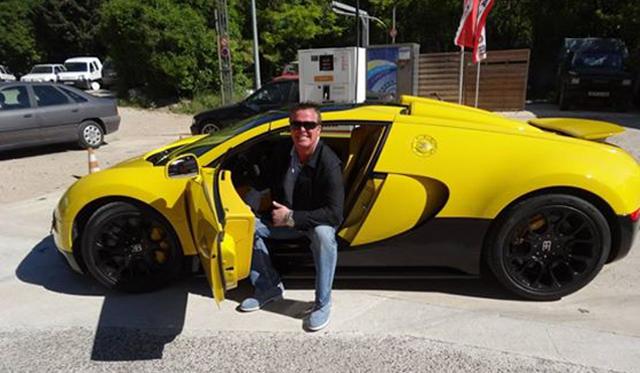 Prinz Marcus von Anhalt Arrested for Tax Evasion