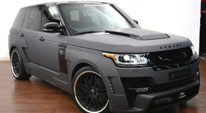 Hamann Range Rover Mystere For Sale in California