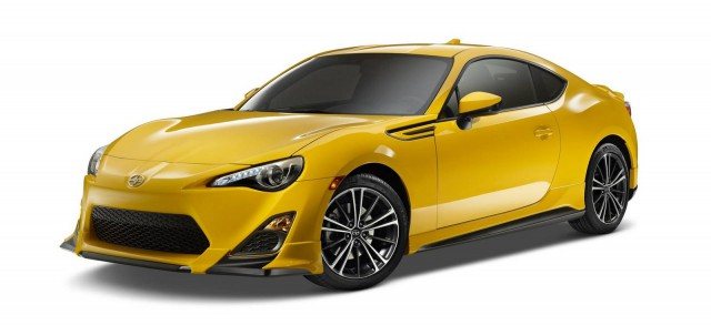Official: Scion FR-S Series 1.0