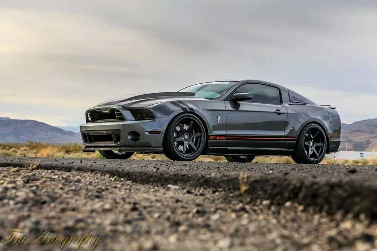stealth shelby mustang gt500 by trufiber gtspirit. Black Bedroom Furniture Sets. Home Design Ideas