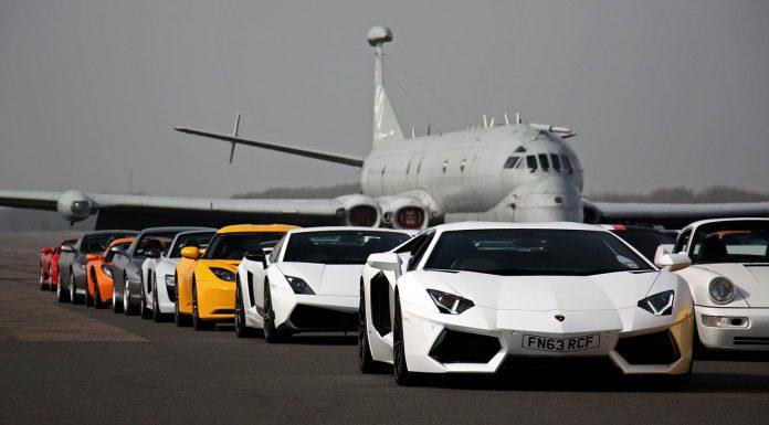 Supercar Driver Meet