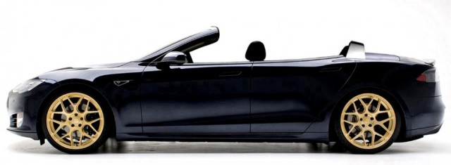 NCE Claims to Have Received 100 Convertible Tesla Model S Orders