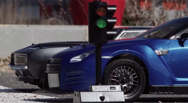 Video: Epic Fast and Furious Inspired RC Racing!