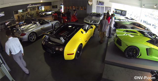 Auto Imports Miami >> Prestige Imports Epic $8.5 Million Showroom - GTspirit