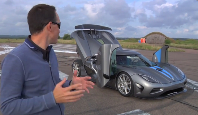 Video: 115hp Ford Focus Humorously Races Koenigsegg Agera R