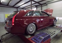 Video: 1200hp Cadillac CTS-V by Hennessey Hits the Dyno