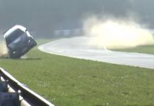 Video: BMW E92 M3 Crashes Brutally on the Nurburgring