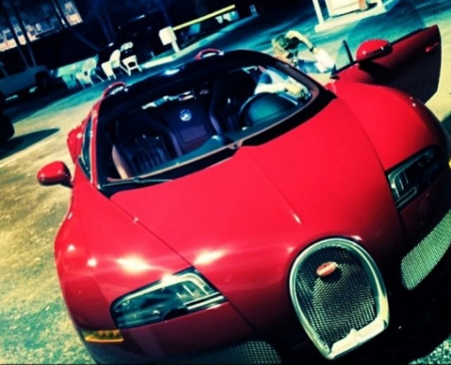 Birdman Buys Justin Beiber a Bugatti Veyron