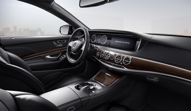 Mercedes-Benz S-Class Configurator Launches
