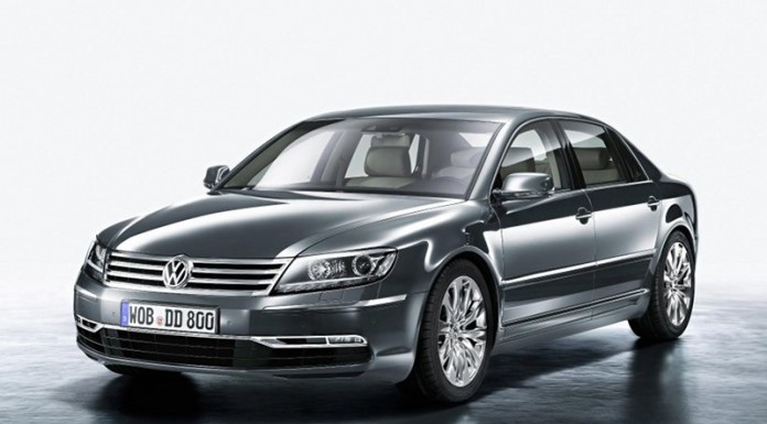 Volkswagen Phaeton to Return to U.S. by 2019