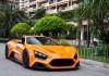 Photo of the Day: Orange Zenvo ST1 in Monaco