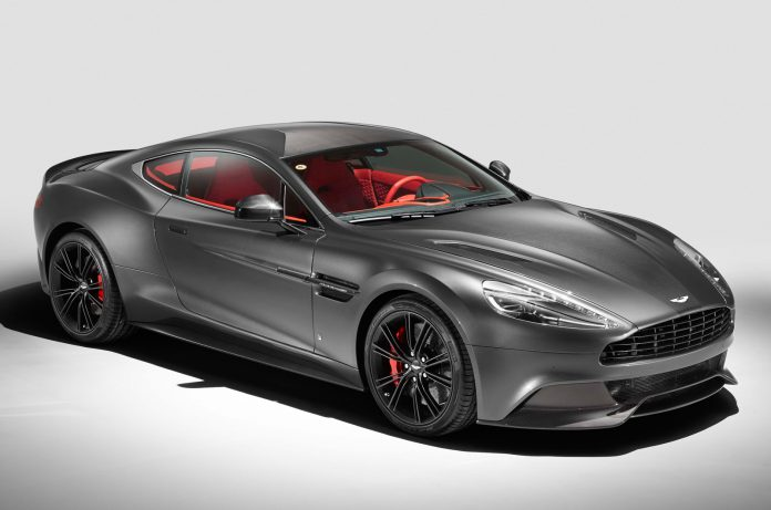 Q by Aston Martin Vanquish and Rapide S Revealed at Beijing