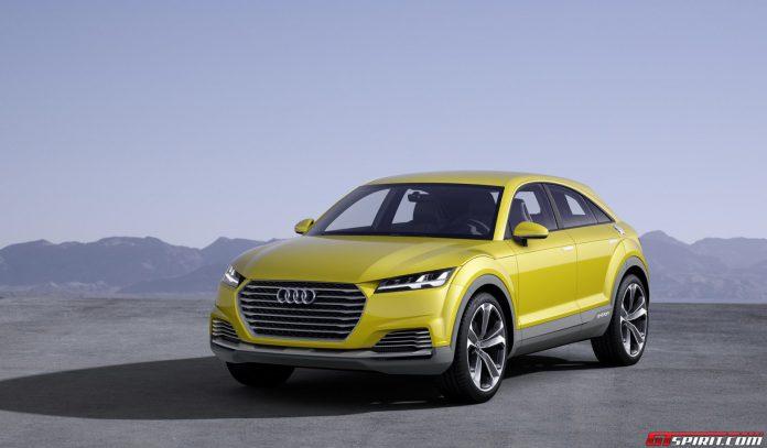 Audi TT Allroad Concept