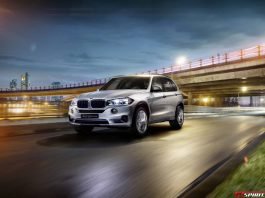 Official: BMW Concept X5 eDrive
