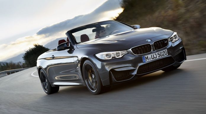 BMW M4 Convertible Costs $74k in the U.S.