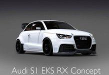 Mattias Ekström's Epic 600hp Audi S1 Racer Previewed