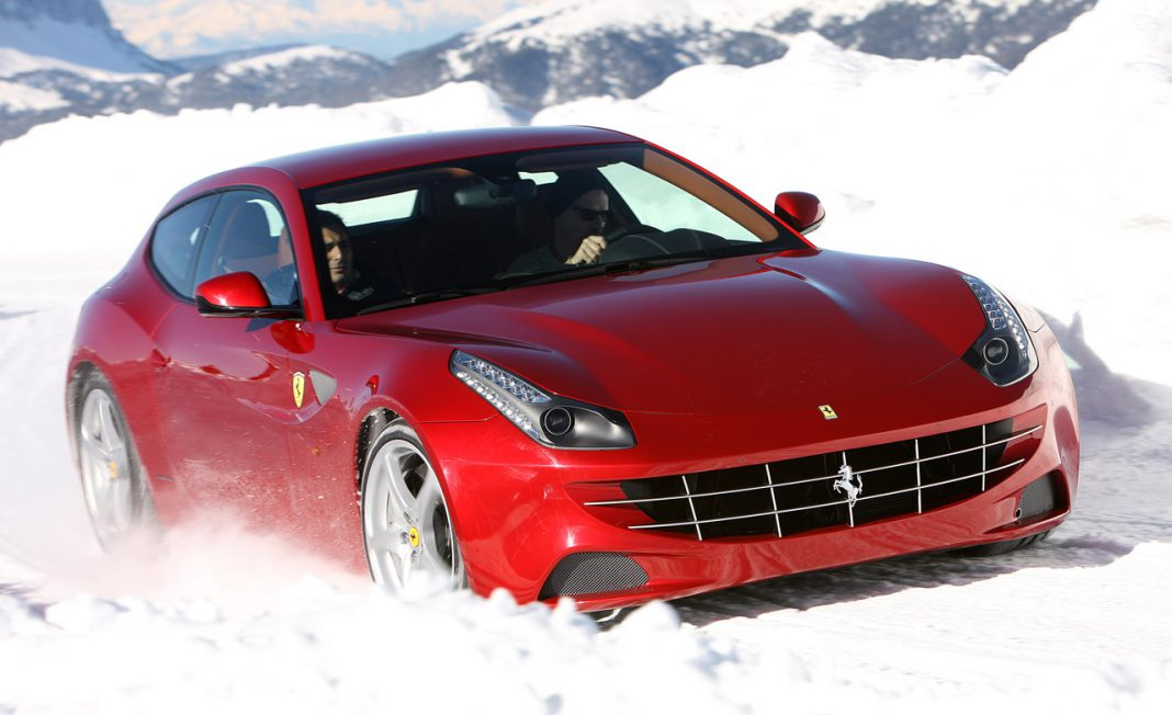 Ferrari FF Coupe Could Arrive Next Year