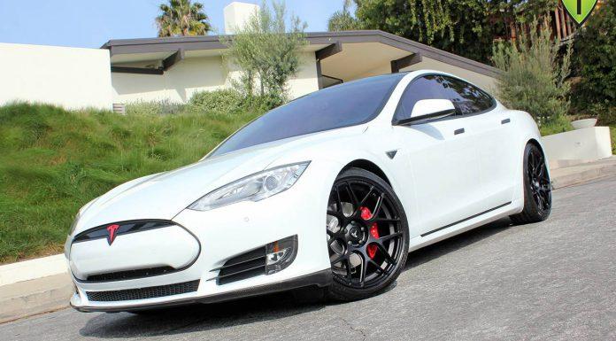 Tesla Model S Sport Package