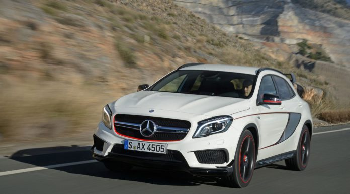 Mercedes-Benz Could Create 'On-Roar' Line of SUVs Including GLA Coupe