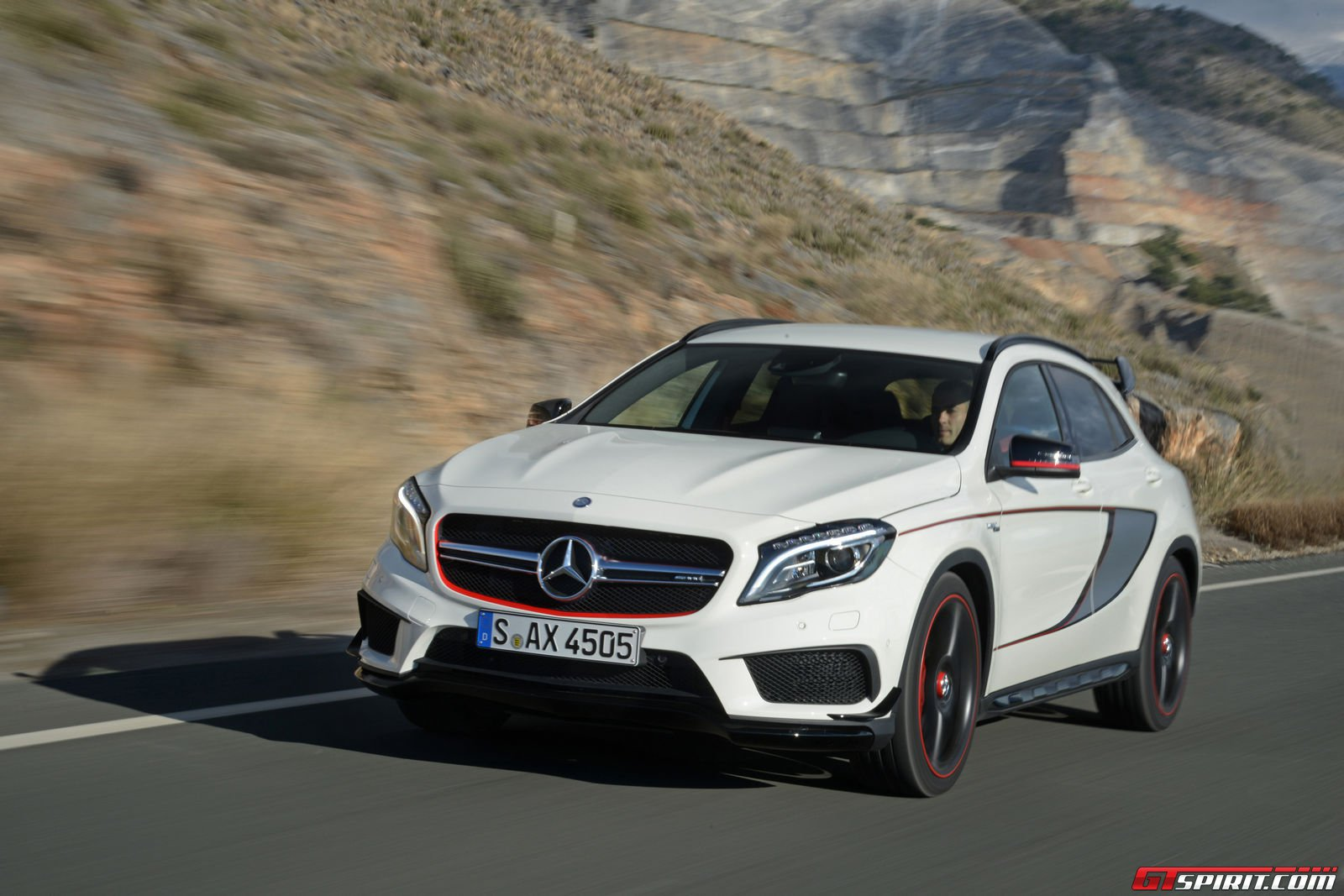 Mercedes Benz Could Create On Road Line Of Suvs Including Gla Coupe Gtspirit