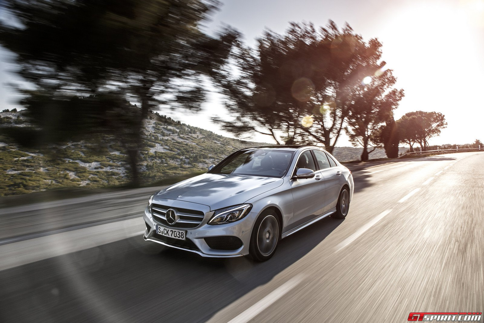 Mercedes benz to reveal c450 amg sport next year gtspirit for Mercedes benz c450