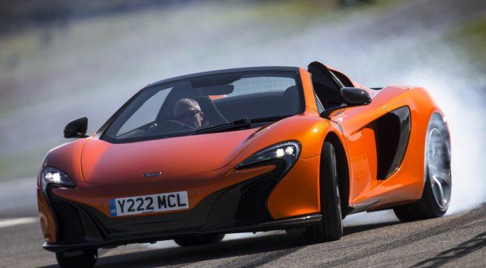 McLaren Confirms It Won't Create Luxury SUV