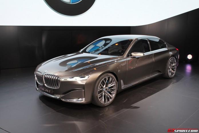 Auto China 2014: BMW Vision Future Luxury Concept
