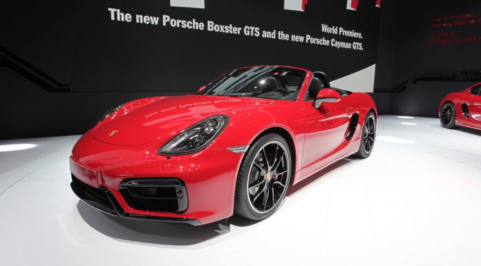 New Entry-Level Porsche Roadster Dubbed 718 Green Lighted for 2016