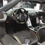 Koenigsegg One 1 at Beijing Motor Show 2014