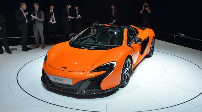 Official McLaren 650S and 650S Spider Pricing Revealed