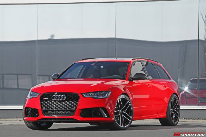 Audi RS6 by HPerformance