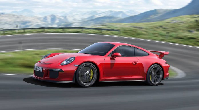 Porsche Starting Production of Revised 991 GT3 Engines on April 22nd