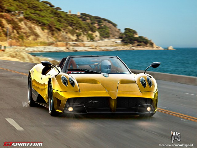 Pagani Huayra Roadster to be Revealed Within 2 Years
