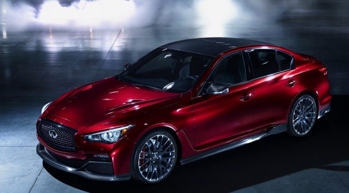 Insider Confirms Infiniti Q50 Eau Rouge Will Reach Production