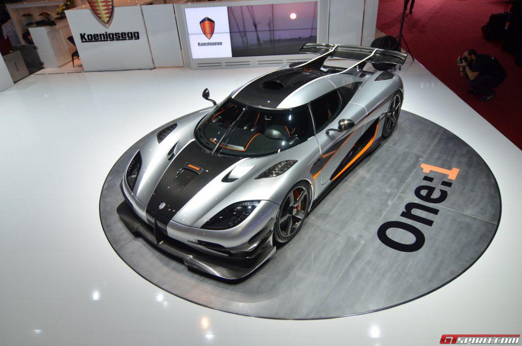 Episode 2 Inside Koenigsegg: 1360HP Heart of the One:1