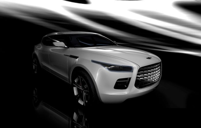 Aston Martin and Mercedes In Talks About Aston SUV