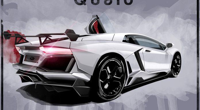 Duke Dynamics Imagines Lamborghini Aventador Qualo