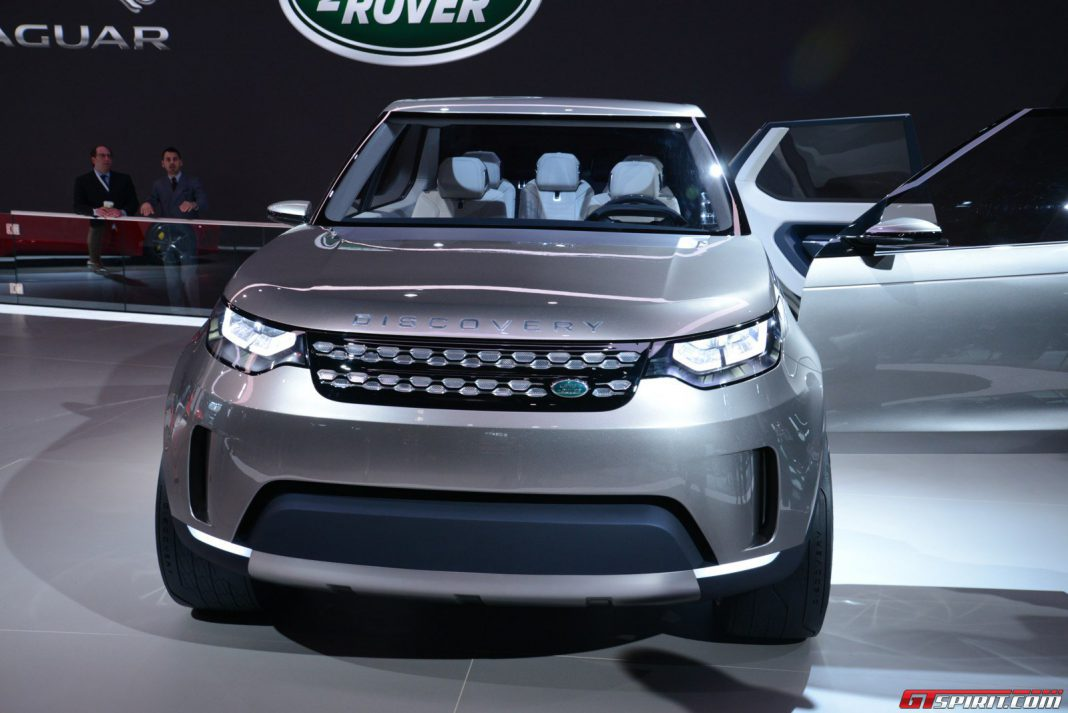 Land Rover Announces New Discovery Sport