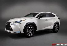 Official: 2015 Lexus NX