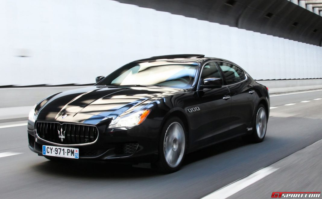 Almost 1000 Maserati Quattroportes being recalled